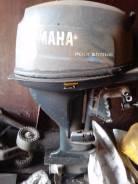 Yamaha. 9,90л.с., 4х тактный, бензин, нога L (508 мм), Год: 1997 год