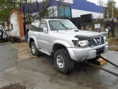 Nissan Safari. WTY61, ZD30