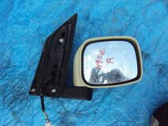 Зеркало заднего вида боковое. Nissan Otti, H92W, H91W Mitsubishi eK-Wagon, H82W, H81W Mitsubishi eK-Sport, H82W, H82R, H81W Двигатели: 3G83T, 3G83