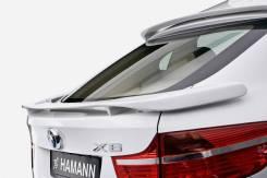 Спойлер на заднее стекло. BMW X6
