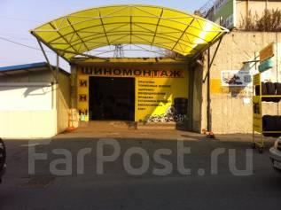 Сезонное хранение шин (Склад) во Владивостоке