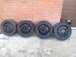 Продам зимние колёса 195/55/15 Ниссан/Хонда/Шевроле. 6.0x15 4x114.30