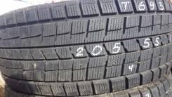 Dunlop DSX. Зимние, без шипов, 2009 год, износ: 5%, 4 шт