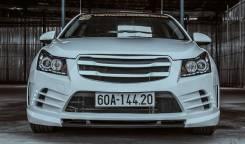 Обвес кузова аэродинамический. Chevrolet Cruze