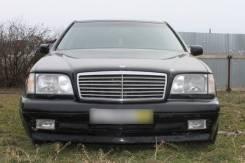 Бампер. Mercedes-Benz S-Class, W140. Под заказ