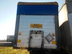 Schmitz. Полуприцеп борт-штора 2007г без пробега по РФ, 39 000 кг.