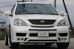 Обвес кузова аэродинамический. Lexus RX330. Под заказ
