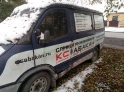 ГАЗ 2217 Баргузин. Продается Баргузин, 7 мест