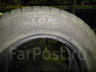 Dunlop DSX. Зимние, без шипов, 2011 год, 10%, 4 шт