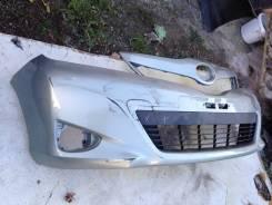 Решетка бамперная. Toyota Vitz, NSP135, NSP130, KSP130