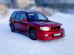 Бампер. Subaru Forester, SF5, SF9. Под заказ