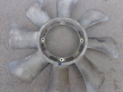 Вентилятор охлаждения радиатора. Mitsubishi Pajero Двигатель 4M40