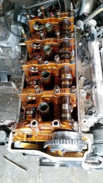 Двигатель в сборе. Honda: Accord, CR-V, FR-V, Accord Tourer, Edix, Stream, Civic Type R, Civic, Integra, Stepwgn Двигатели: HONDAEF, K20A, K20A6, K20A...