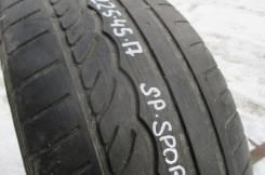 Dunlop SP Sport 01. Летние, 2007 год, износ: 20%, 1 шт