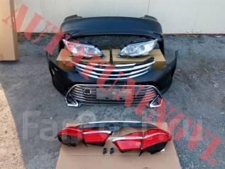 Кузовной комплект. Toyota Camry, ASV50, AVV50, GSV50 Двигатели: 2ARFE, 2ARFXE, 2GRFE, 4ARFXE, 5ARFE