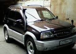 Шноркель. Suzuki Escudo, TD02W, TL52W, TA52W, TD32W, TA02W, TD62W, TD52W Двигатели: G16A, H25A, RF, J20A
