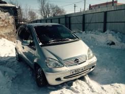 Mercedes-Benz A-Class. автомат, передний, 1.8 (135 л.с.), бензин, 150 000 тыс. км