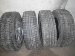 Dunlop Grandtrek SJ7. Зимние, без шипов, 2011 год, износ: 30%, 4 шт