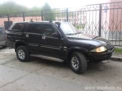 Шноркель. SsangYong Musso SsangYong Musso Sports