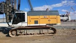 Liebherr. Буровая машина LRB 255, 11 211 куб. см., 50 000 кг.