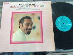 JAZZ! Хьюго Монтенегро / Hugo Montenegro - THE BEST - DE LP