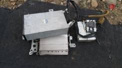 Блок управления навигацией. Toyota Aristo, JZS161 Двигатель 2JZGTE