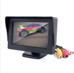 Автомобильный цветной LCD-монитор. Под заказ из Кемерово