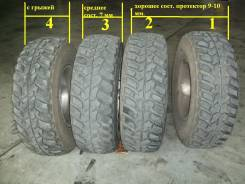 Dunlop Grandtrek MT2. Всесезонные, 2013 год, износ: 20%, 4 шт