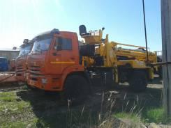 БКМ Soosan SCA5000, 2016. БКМ Камаз 43502-3036-45 + БКМ Soosan SCA5000, 4 000 кг.