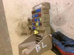 Блок предохранителей салона. Subaru Legacy B4, BL9, BLE, BL5 Subaru Legacy, BLE, BP5, BL5, BP9, BPE Двигатели: EJ20X, EJ20Y, EJ253, EJ203, EJ204, EJ30...