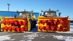 Снегоочиститель , 2015. Шнекороторный снегоочиститель ДЭ-226 СШР-1 Урал, 14 300 куб. см.