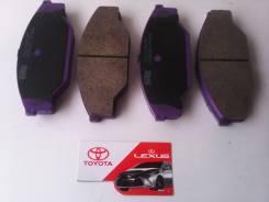 Колодки тормозные дисковые. Toyota Hiace, LH51, LH51B, LH51G, LH51V, LH61, LH61B, LH61G, LH61V, LH61VH, LH80, YH50, YH50B, YH50V, YH51, YH51B, YH51G...