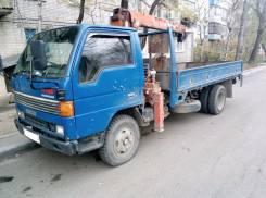 Mazda Titan. Продается грузовик с краном-манипулятором , 3 455 куб. см., 3 000 кг.