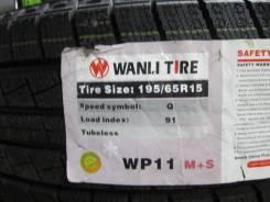 Wanli WP-11. Зимние, без шипов, 2014 год, без износа, 4 шт