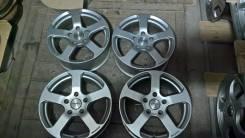 Отличные диски для VW Taureg. 7.5x17, 5x130.00, ET50, ЦО 72,0мм.