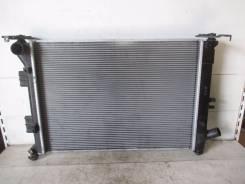Радиатор охлаждения двигателя. Kia cee'd Kia Rio Двигатель G4FA