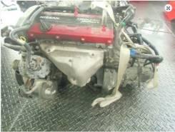 Двигатель. Nissan Silvia Nissan Bluebird Двигатель CA18DE