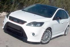 Передний бампер «RS» для Ford Focus 2 рестаил