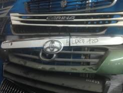 Накладка багажника. Toyota Corolla Fielder
