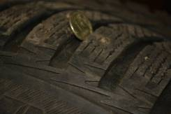 Bridgestone Ice Cruiser. Зимние, шипованные, износ: 40%, 4 шт