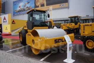 SDLG RS8140, 2017. Каток грунтовый SDLG RS8140