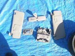 Кронштейн козырька солнцезащитного. Toyota Harrier, MCU10, ACU15, MCU15, SXU15, SXU10, ACU10 Двигатели: 2AZFE, 5SFE, 1MZFE