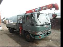 Hino Ranger. Продается грузовик , 6 800 куб. см., 3 000 кг.