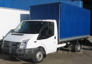 Ford Transit. Срочно! Бортовой фургон с тентом (4100х2200х2015), 999куб. см., 999кг.