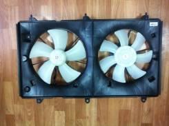 Вентилятор охлаждения радиатора. Honda Accord