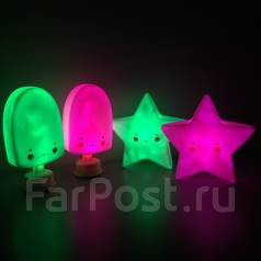 Светильники-ночники детские. Под заказ