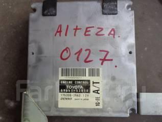 Блок управления двс. Toyota Altezza, GXE10, GXE10W Двигатель 1GFE