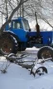 Трактор МТЗ-80, 1990 г. в.