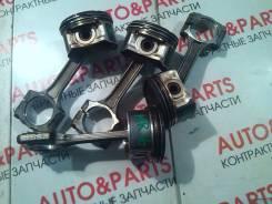 Шатун. Nissan: Cube, Juke, AD Expert, Micra, Qashqai+2, Micra C+C, Note, NV200, Qashqai, AD, Tiida, Tiida Latio Renault Pulse Двигатели: HR16DE, HR12D...