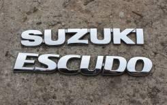 Эмблема. Suzuki Escudo, TL52W, TD02W, TA52W, TD32W, TD62W, TA02W, TD52W